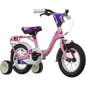 s'cool niXe 12 alloy Bambino, lightpink matt